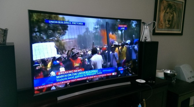 Visaprobleme und Studentenproteste