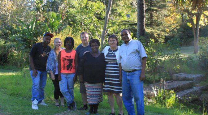 Familientreffen in Südafrika