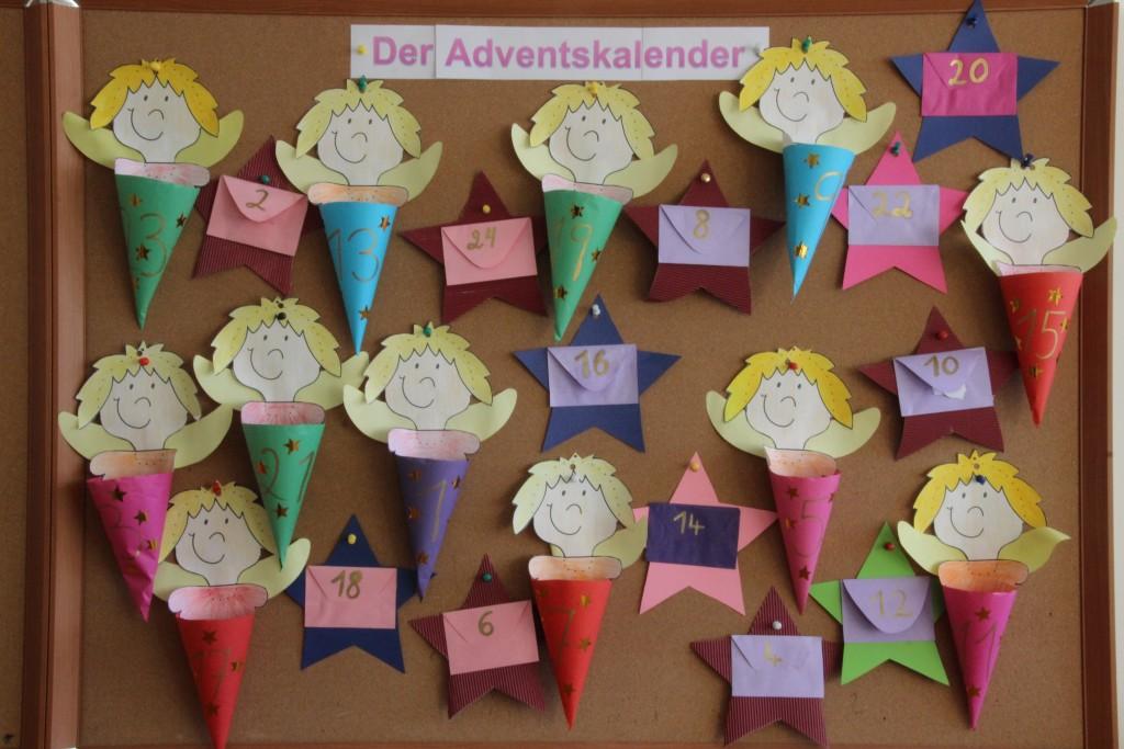 Adventskalender Schule (2)