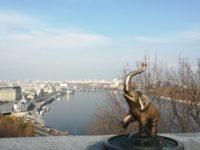 Einmal Kiew und zurück