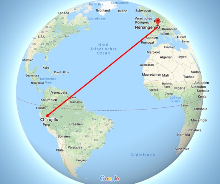 Peru Karte.Kategorie Peru 7 Hours Ahead