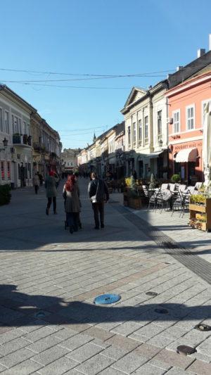 """,,Dunavska Straße"""""""
