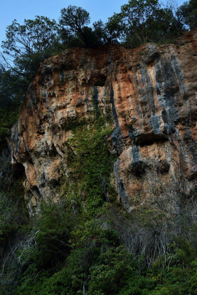 geologisches Phänomen