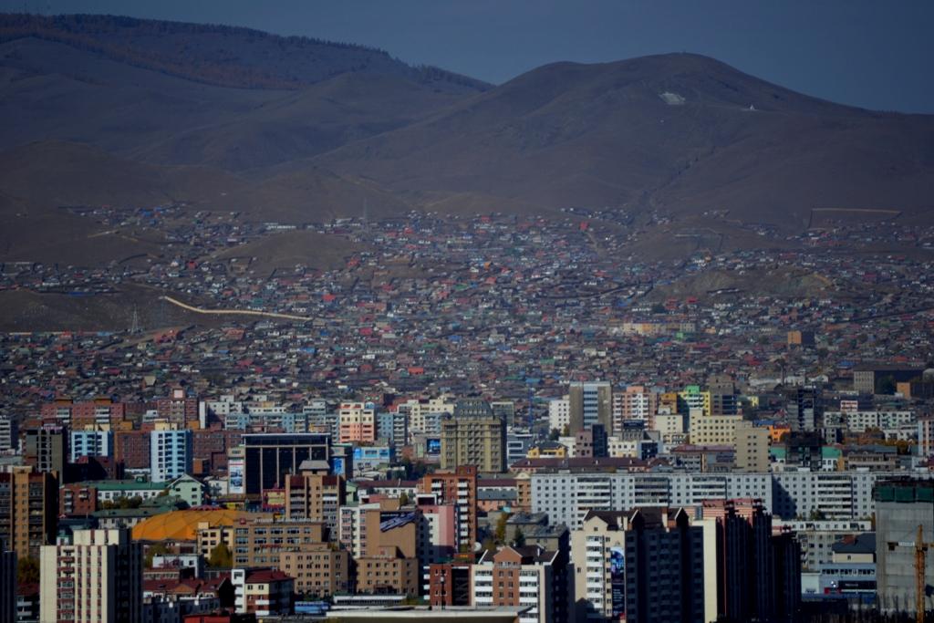 hauptstadt der mongolei