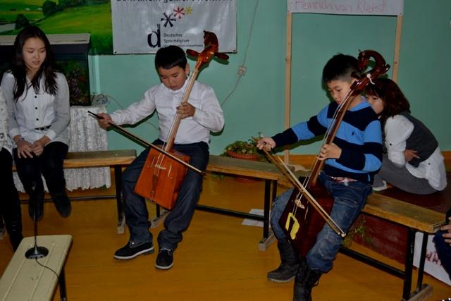 Mongolische Musik Berlin