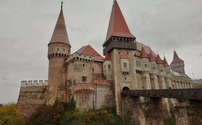 Die Schlösser und Burgen Transsilvaniens