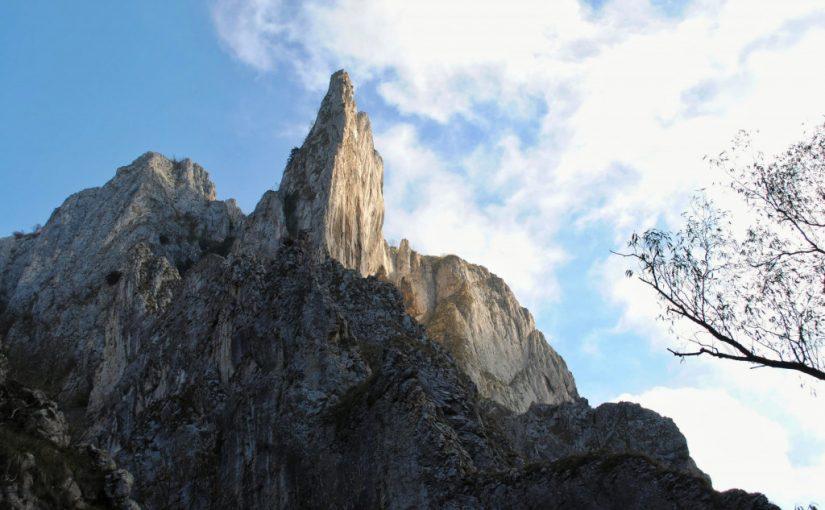 Zwischen den Wänden der Cheile Turzii