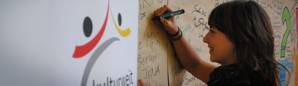 Projekte der »kulturweit« Freiwilligen