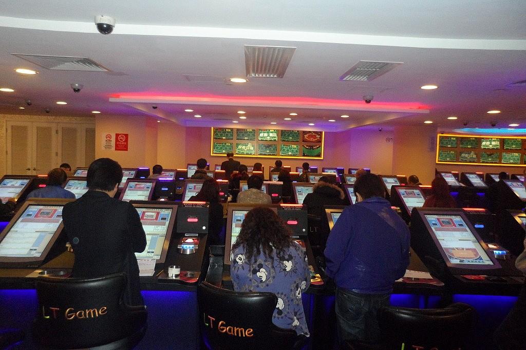 ab wann ins casino