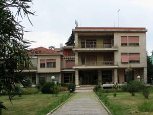 Haus von Enver Hoxha