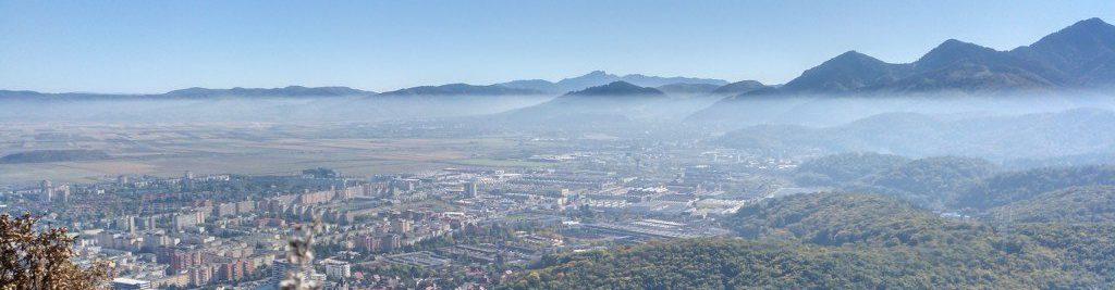 Zwischen Bären und Bergen in Braşov